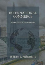 Omslag - International Commerce - Financial and Taxation Law