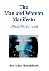 Omslag - The Man and Woman Manifesto