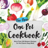 Omslag - The New One Pot Cookbook
