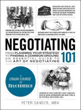 Omslag - Negotiating 101
