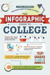 Omslag - The Infographic Guide to College