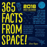 Omslag - 365 Facts from Space! 2018 Daily Calendar