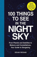 Omslag - 100 Things to See in the Night Sky