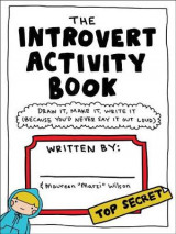 Omslag - The Introvert Activity Book