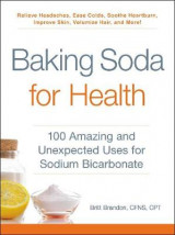 Omslag - Baking Soda for Health