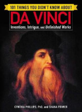 Omslag - 101 Things You Didn't Know about Da Vinci