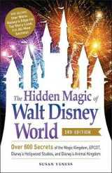 Omslag - The Hidden Magic of Walt Disney World, 3rd Edition