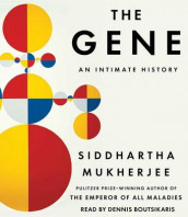The Gene av Siddhartha Mukherjee (Lydbok-CD)