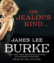 The Jealous Kind av James Lee Burke (Lydbok-CD)