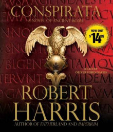 Conspirata av Robert Harris (Lydbok-CD)