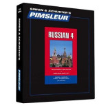 Omslag - Pimsleur Russian Level 4 CD
