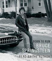 Born to Run av Bruce Springsteen (Lydbok-CD)