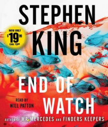 End of Watch av Stephen King (Lydbok-CD)