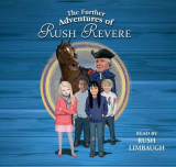 Omslag - The Further Adventures of Rush Revere