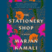 The Stationery Shop av Marjan Kamali (Lydbok-CD)