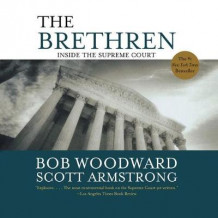 The Brethren av Bob Woodward og Scott Armstrong (Lydbok-CD)
