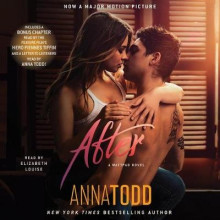 After av Anna Todd (Lydbok-CD)