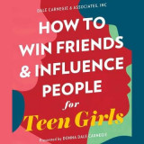 Omslag - How to Win Friends and Influence People for Teen Girls