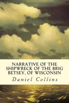 Narrative of the Shipwreck of the Brig Betsey, of Wisconsin av Daniel Collins (Heftet)