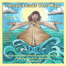 Jesus Leads the Way av Leslie Brown (Heftet)