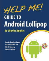 Omslag - Help Me! Guide to Android Lollipop
