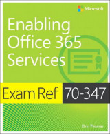Omslag - Exam Ref 70-347 Enabling Office 365 Services