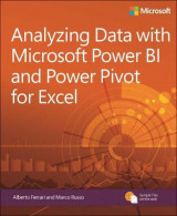 Omslag - Analyzing Data with Power BI and Power Pivot for Excel