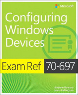 Omslag - Exam Ref 70-697 Configuring Windows Devices