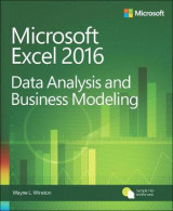 Omslag - Microsoft Excel Data Analysis and Business Modeling
