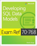 Omslag - Exam Ref 70-768 Developing SQL Data Models