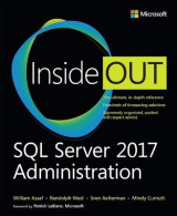 Omslag - SQL Server 2017 Administration Inside Out