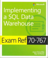 Omslag - Exam Ref 70-767 Implementing a SQL Data Warehouse