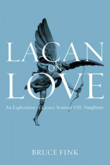 Omslag - Lacan on Love