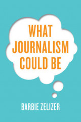 Omslag - What Journalism Could be