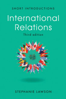 International Relations av Stephanie Lawson (Innbundet)
