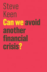 Omslag - Can We Avoid Another Financial Crisis?
