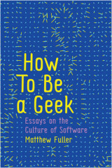 Omslag - How to be a Geek