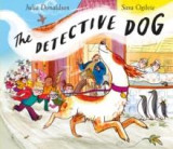 Omslag - The detective dog