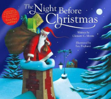 The Night Before Christmas av Clement C. Moore (Blandet mediaprodukt)