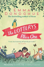 The Lotterys Plus One av Emma Donoghue (Heftet)