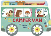 Whizzy Wheels: My First Camper Van av Marion Billet (Kartonert)