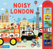 Noisy London av Marion Billet (Innbundet)