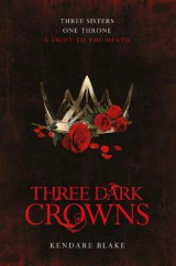 Omslag - Three dark crowns