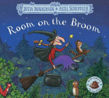 Omslag - Room on the Broom