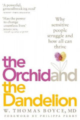 Omslag - The Orchid and the Dandelion