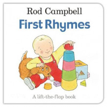First Rhymes av Rod Campbell (Pappbok)