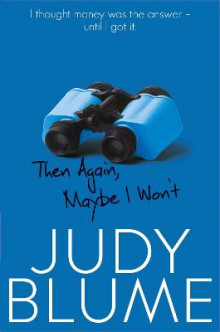 Then Again, Maybe I Won't av Judy Blume (Heftet)