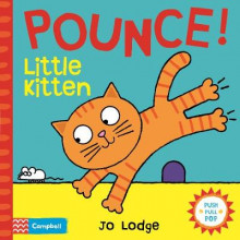 Pounce! Little Kitten av Jo Lodge (Bok uspesifisert)