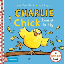 Charlie Chick Learns to Fly av Nick Denchfield (Innbundet)