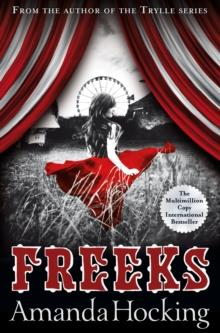 Freeks av Amanda Hocking (Heftet)